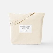 Thomas Watson Tote Bag