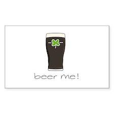 Beer Me - Decal