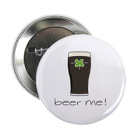 """Beer Me - 2.25"""" Button (100 pack)"""