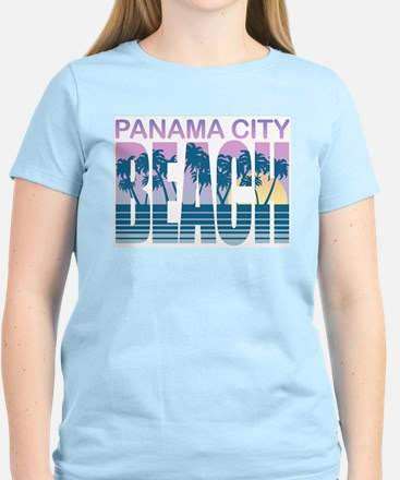 Panama City Beach Women's Light T-Shirt