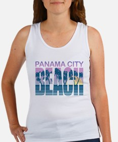 Panama City Beach Women's Tank Top