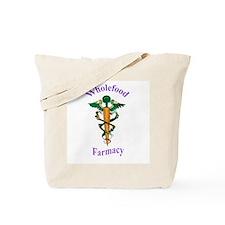 Wholefood Farmacy  Tote Bag