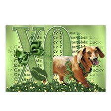 My Doxie Is Me Lucky Charm Postcards (Package of 8
