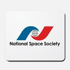 National Space Society Mousepad