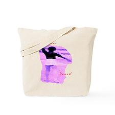 Funny Lisae Tote Bag