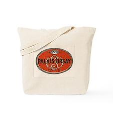 Palais d'Orsay Hotel Paris Vintage Art Tote Bag