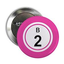 "Bingo balls 2.25"" Button"