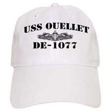 USS OUELLET Baseball Cap