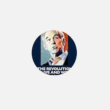 Ron Paul - The Revolution is Mini Button