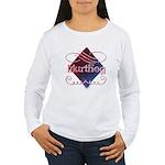 W Wish You Were Here Organic Women's T-Shirt (dark