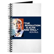Ron Paul - The Revolution is Journal