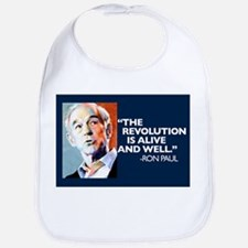 Ron Paul - The Revolution is Bib