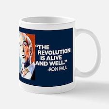 Ron Paul - The Revolution is Mug