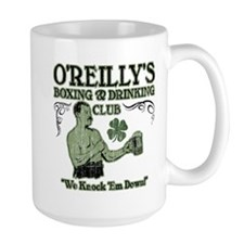 O'Reilly's Club Mug