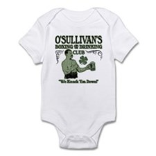 O'Sullivan's Club Infant Bodysuit