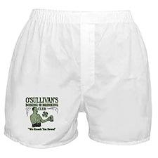 O'Sullivan's Club Boxer Shorts