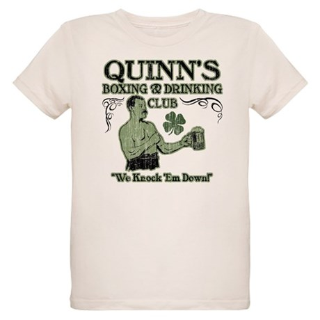 Quinn's Club Organic Kids T-Shirt