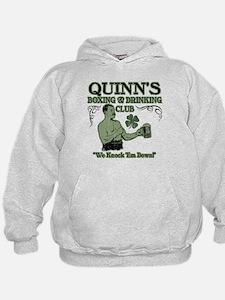 Quinn's Club Hoodie