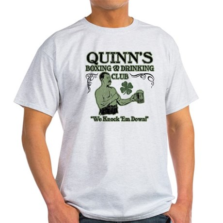 Quinn's Club Light T-Shirt