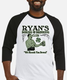 Ryan's Club Baseball Jersey