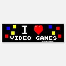 I *heart* video games