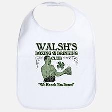 Walsh's Club Bib