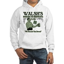 Walsh's Club Jumper Hoody