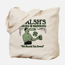 Walsh's Club Tote Bag