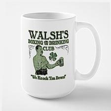 Walsh's Club Large Mug