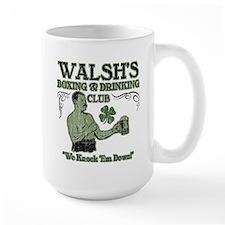 Walsh's Club Mug