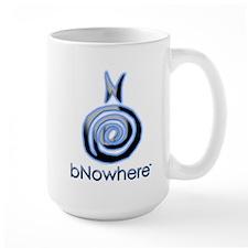 bNowhere Signature Mug