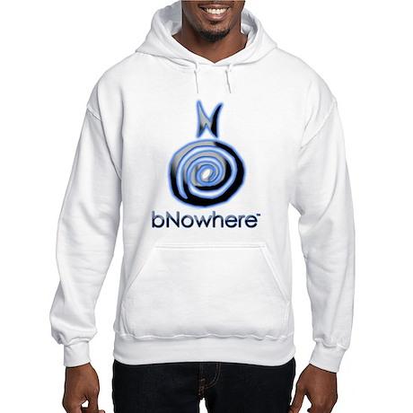 bNowhere Signature Hooded Sweatshirt
