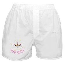 YOGA QUEEN Boxer Shorts