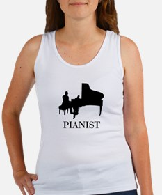PIANIST Women's Tank Top