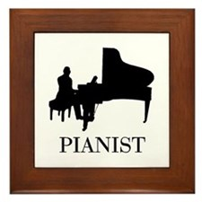 PIANIST Framed Tile