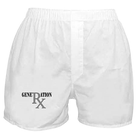 OLD PEOPLE Boxer Shorts