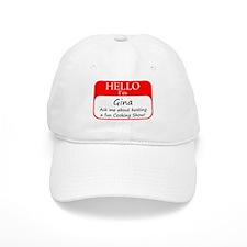 Gina Baseball Cap