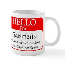 Gabriella Mug