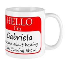 Gabriela Mug