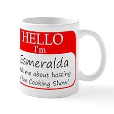 Esmeralda Small Mug