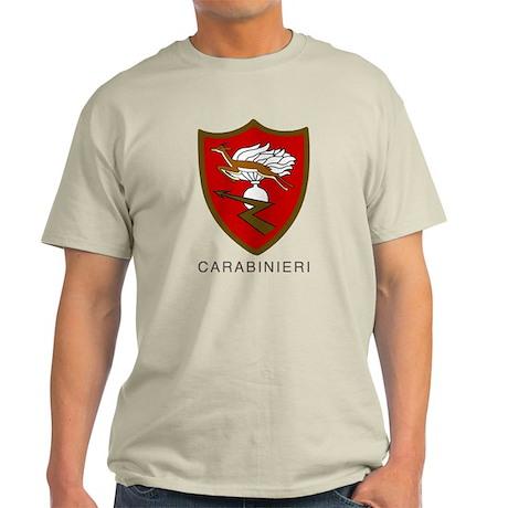 Carabinieri T-Shirt by Peter Bruce Photo