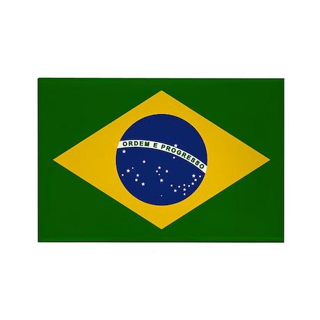 Flag_of_Brazil Magnets