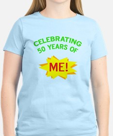 Celebrating My 50th Birthday T-Shirt