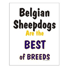 Belgian Sheepdog Best Breeds Posters