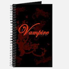Vampire Ornamental Journal
