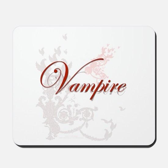 Vampire Ornamental Mousepad