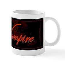 Vampire Ornamental Small Mugs