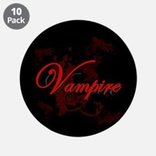 "Vampire Ornamental 3.5"" Button (10 pack)"