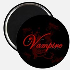 """Vampire Ornamental 2.25"""" Magnet (10 pack)"""