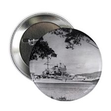 "USS New Mexico Ship's Image 2.25"" Button"